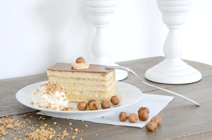 Torte Nuss