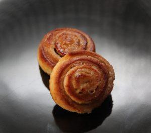 Mini Zimtschnecken